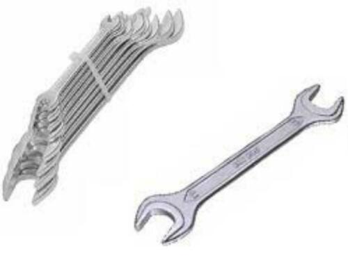 Details about  / Double Ended Open Jaw Spanner 55x60 mm
