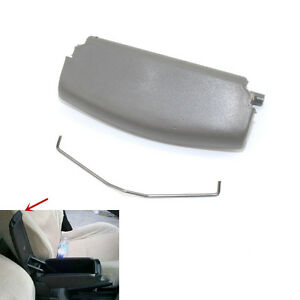 Console-Cover-Armrest-Lid-Latch-Clip-Gray-for-AUDI-A4-B6-E177B-02-07