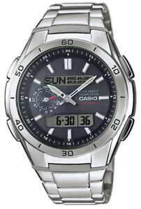 Casio-Herren-Funkuhr-WVA-M650D-1AER-Solar-Armbanduhr