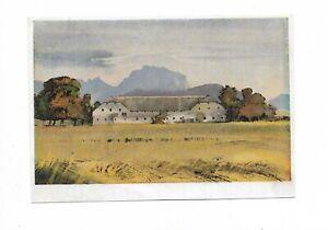 AK-Kuenstlerkarte-von-A-V-Mandelsloh-Laakirchen-Oberoesterreich-Bauernhaus
