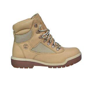 Mens-Timberland-6-034-Premium-Waterproof-Field-Boot-Tan-TB0A1KT7