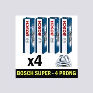 MAZDA E-SERIE 2.0 80-84BHP 89-95 Bosch Platinum Plus Spark Plug WR8DP