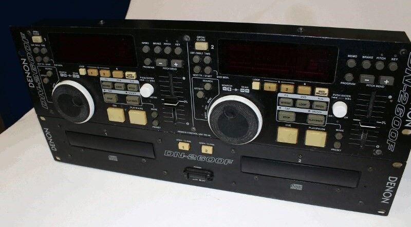 Denon DND 2600 CD Afspiller, Denon DND 2600