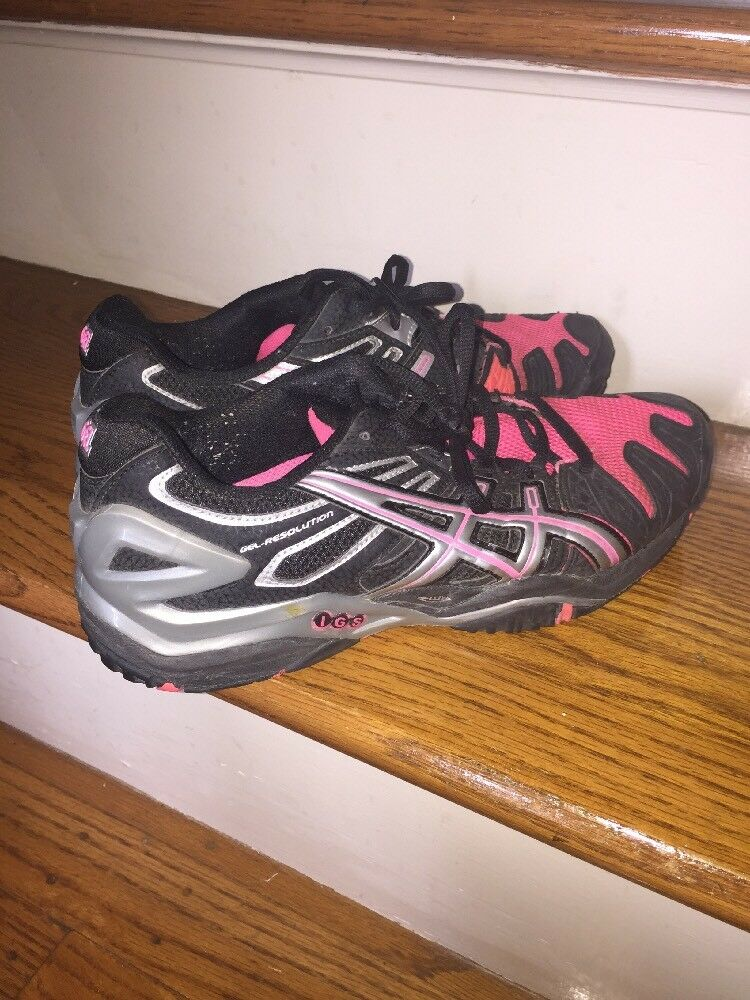 ASICS GEL IGS SAMPLE NEVER SOLD IN IN IN STORES Sneakers Women's Tennis shoes SIZE 7.5 72d9c0
