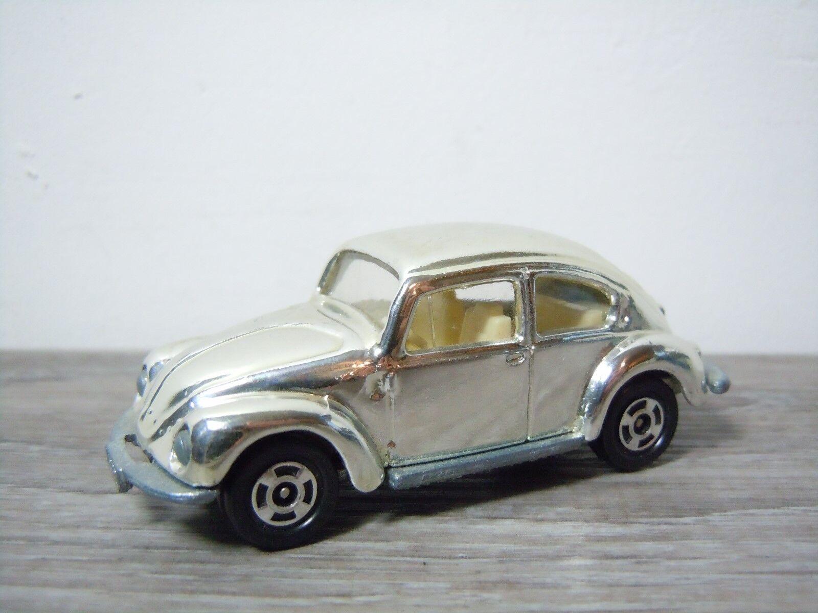 VW Volkswagen Beetle Chrome van Tomica F20 Japan 1 60 26044
