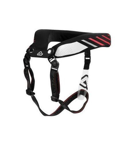 ACERBIS bambini LEAT Neck Brace collo protezione Nero Rosso MX Motocross Sci GO KART