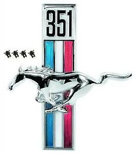Mustang 1967 Emblem