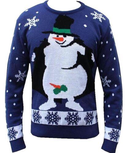 Pullover & Strick Nuovo Natale Maglione Divertente ...