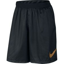 New Nike Men's Lg Lightspeed Woven Football Shorts Black DRIFIT $70