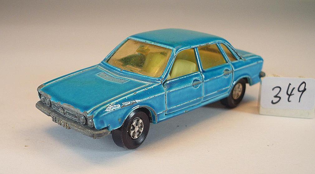 Majorette Majorette Majorette 1 60 Nº 210 VW Volkswagen k70 berline bleu clair  349 f44f13