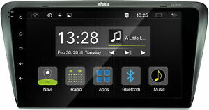 fur-SKODA-Octavia-3-5E-Limousine-Android-Auto-Radio-Navigation-WiFi-USB-BT
