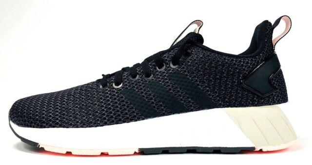 Size 7.5 - adidas Questar BYD Black Haze Coral