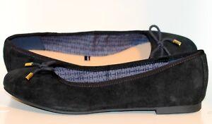 ebaf8e8e3788 Elegant Women s Shoes Tommy Hilfiger Suede Black Size 38 New ...