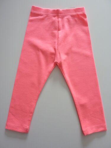 Cute Little Pink Fluorescent Leggings NWT