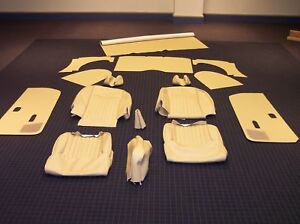 Triumph Spitfire Mk4 1500 Tan Interior Kit W Matching Piping Many