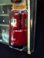 Coleman Camping Micro-Quad LED Lantern Detachable Lights 2000008220 - NEW SEALED