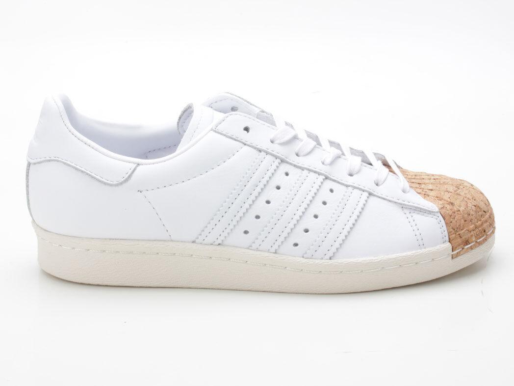 Adidas Superstar 80s Cork W BA7605 white-brown