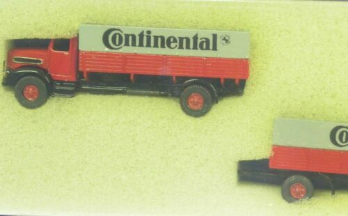 N on f8 Hängerzug Continental Marks metallmodellclassic/'s 6507 Nouveau neuf dans sa boîte