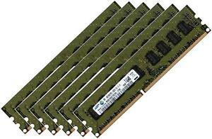 6x-4GB-24GB-DDR3-Samsung-1333-Mhz-1066-Mhz-ECC-RAM-fuer-Apple-Mac-Pro-4-1-5-1