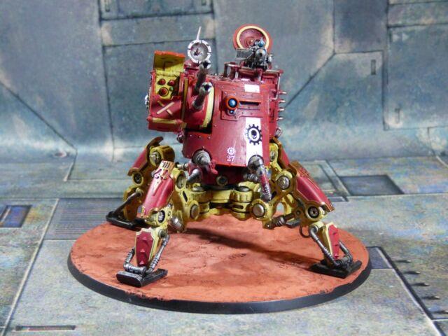 40K adeptus mechanicus Onagro dunecrawler Gunner Bits