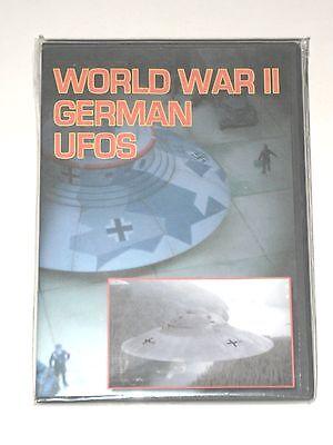 WORLD WAR II German Nazi UFO's U.F.O. VRIL HAUNEBU