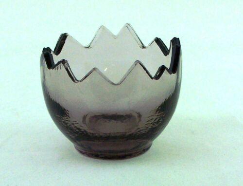AE 308 Eierbecher aus Glas in Amethyst