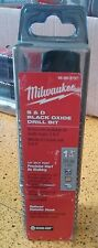 Milwaukee 48-89-2757 1-3//16 in IN STOCK S/&D Black Oxide Drill Bit