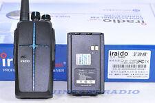 Real 10W Super Power ! iRadio S-600 UHF 400-480MHz Professional Radio w. Cable