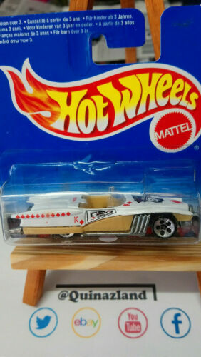 CP06 Hot Wheels Street Beast 1997
