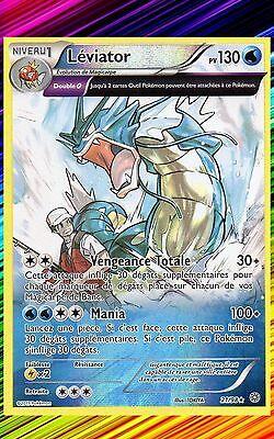 XY7:Origines Antiques Carte Pokemon Neuve Française Léviator Reverse 20//98