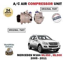 FOR MERCEDES ML350 ML500 4MATIC W164 2005-2011 AC AC AIR CONDITION COMPRESSOR