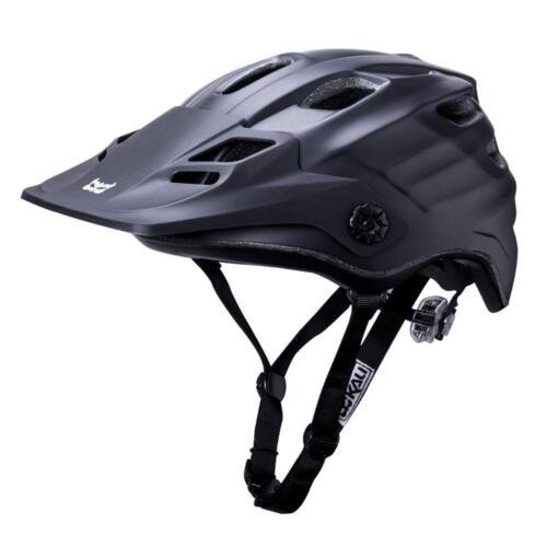All Mountain Enduro MTB cycle helmet Kali Maya Matt Black
