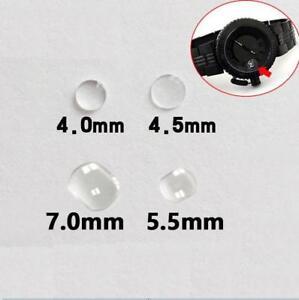4-0mm-4-5mm-7-0mm-5-5mm-BUBBLE-Lente-D-039-ingrandimento-Len-per-Datario-Orologio-in-cristallo