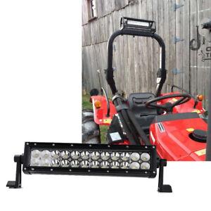 "LED work light for John Deere 12"" Deck Walk Greens Mowers Robotic Lawn Mower"