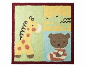 Tiddliwinks Abc 123 Giraffe Teddy Bear Alligator 30 X