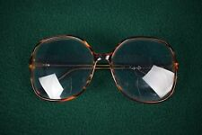 Vintage Sunglasses - 1970s - Tortoise Shell - Light Grey Tint Lenses - Groovy!