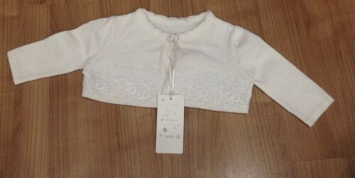 Mothercare Cardigan Newborn To 3m Shawl New Rrp£16 REDUCED Baby Shower