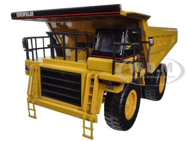 CAT Caterpillar 777D hors route camion benne 1  50 par Diecast Masters 85104 C  obtenir la dernière