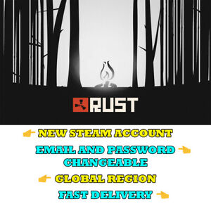RUST-HOUSE-FLIPPER-New-Steam-Account-Global-Region-Fast-Delivery