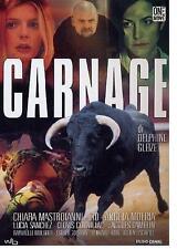 CARNAGE DVD NUOVO SIGILLATO