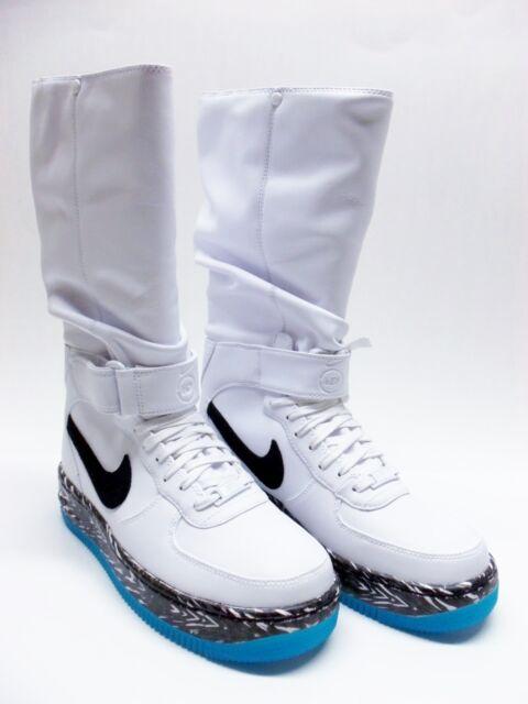 Air 873308 N7 Boot Upstep Womens Sneaker 5 Shoes Warrior Nike 7 103 1 High Force Fc1J3TlK
