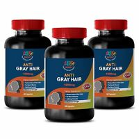 Source Of Minerals Supplement - Anti-gray Hair 1200mg - Zinc Oxide 3b