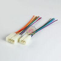 Wire Harness Aftermarket Radio Installation For 1987-1994 Mitsubishi Dodge