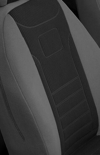 Autositzbezüge Daihatsu Terios Maßgefertigte Velours Sitzbezüge VGG1