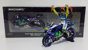MINICHAMPS-VALENTINO-ROSSI-1-12-SET-YAMAHA-M1-YZR-GP-SILVERSTONE-2015-MOTOGP-NEW