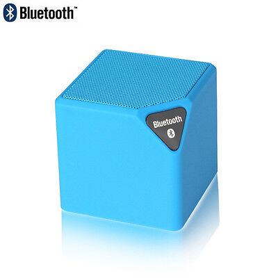 New Portable Wireless Bluetooth Stereo Mini Speaker Super Bass For Smartphone PC