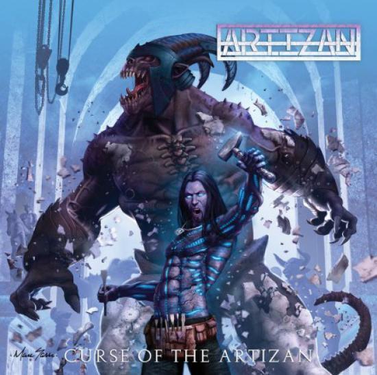Artizan - Curse Of The Artizan CD #64139