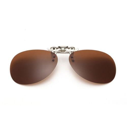 Fixation de lunettes de protection solaire Clip-on polarisé surchaussures