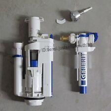 Geberit Impuls380 side fill valve & Impuls280 dual flush valve