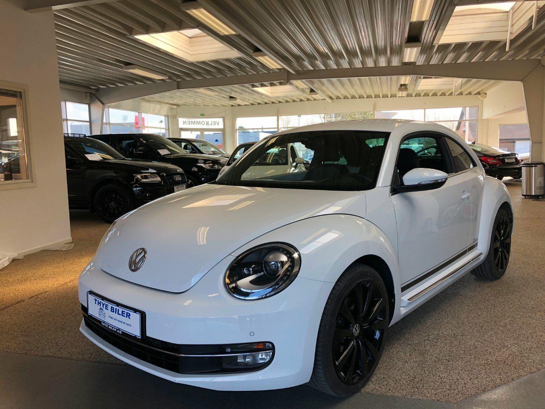 VW The Beetle 1,4 TSi 160 Design DSG 2d - 229.900 kr.